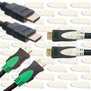 Cabo HDMI Flat 2.0 Ultra HD 3D 4K