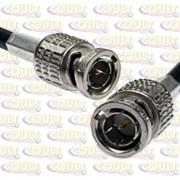 Cabo  HD-SDI HDTV RG 06 com Conector Canare