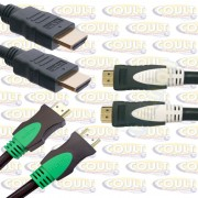 Cabo HDMI Digital Versão 1.4 Ultra HD 3D
