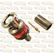 Conector BNC HD Belden 1505ABHD3