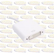 Cabo Thunderbolt Mini DisplayPort x Dvi Fêmea (24+5)
