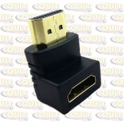 Adaptador HDMI 90° MXF