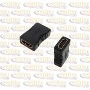 Adaptador HDMI F x HDMI F