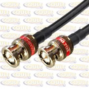 Cabo SDI-HD HDTV RG59 Rfskmp Standard com Conector BNC HD 1505ABHD3 Belden